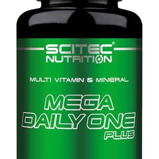 Mega Daily One Plus - Scitec Nutrition 120 kaps.