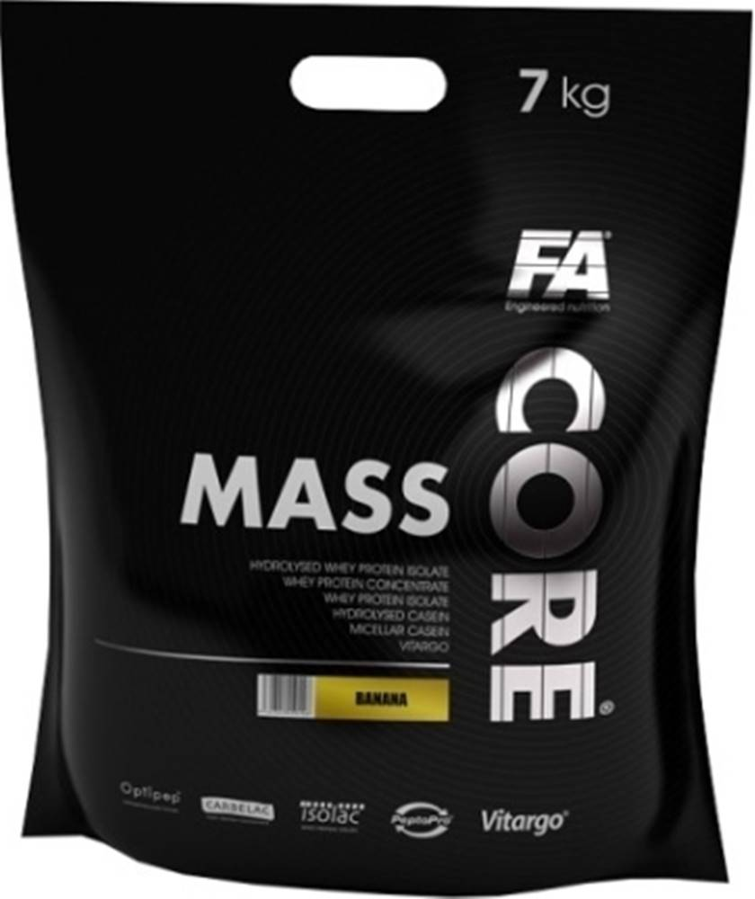 Fitness Authority Fitness Authority Mass Core 7000 g variant: banán