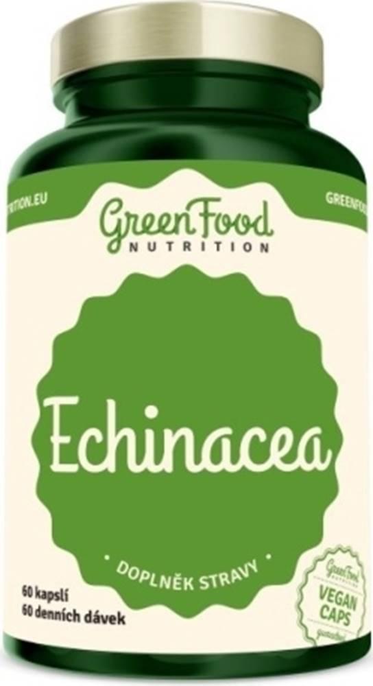 GreenFood GreenFood Echinacea vegan 60 kapsúl