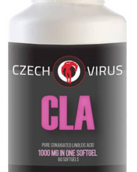 Spaľovače tukov Czech Virus