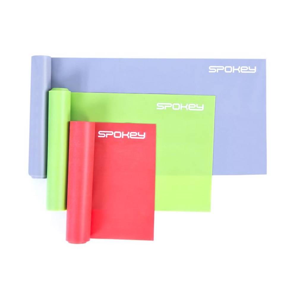 Spokey Spokey Swing II Fitness gumy 3 ks