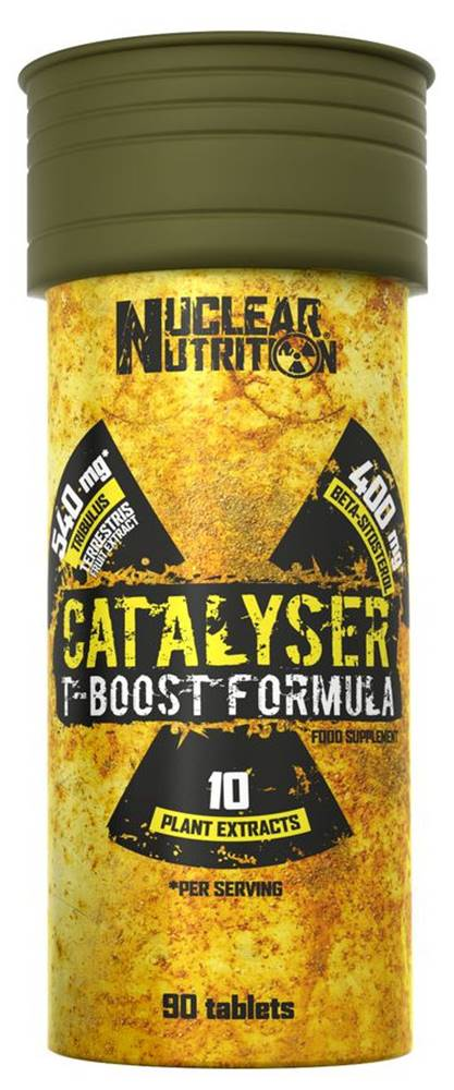 Nuclear Nutrition Nuclear Nutrition Catalyser (T-Boost Formula) 90 tabliet
