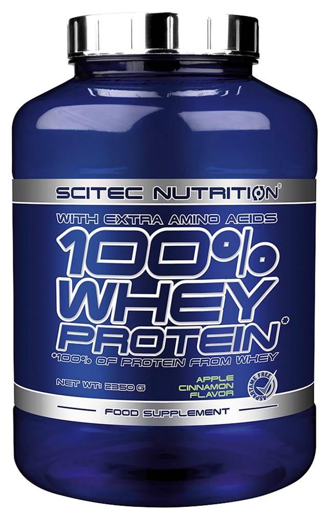 Scitec Nutrition Scitec Nutrition Scitec 100% Whey Protein 2350 g variant: čokoláda