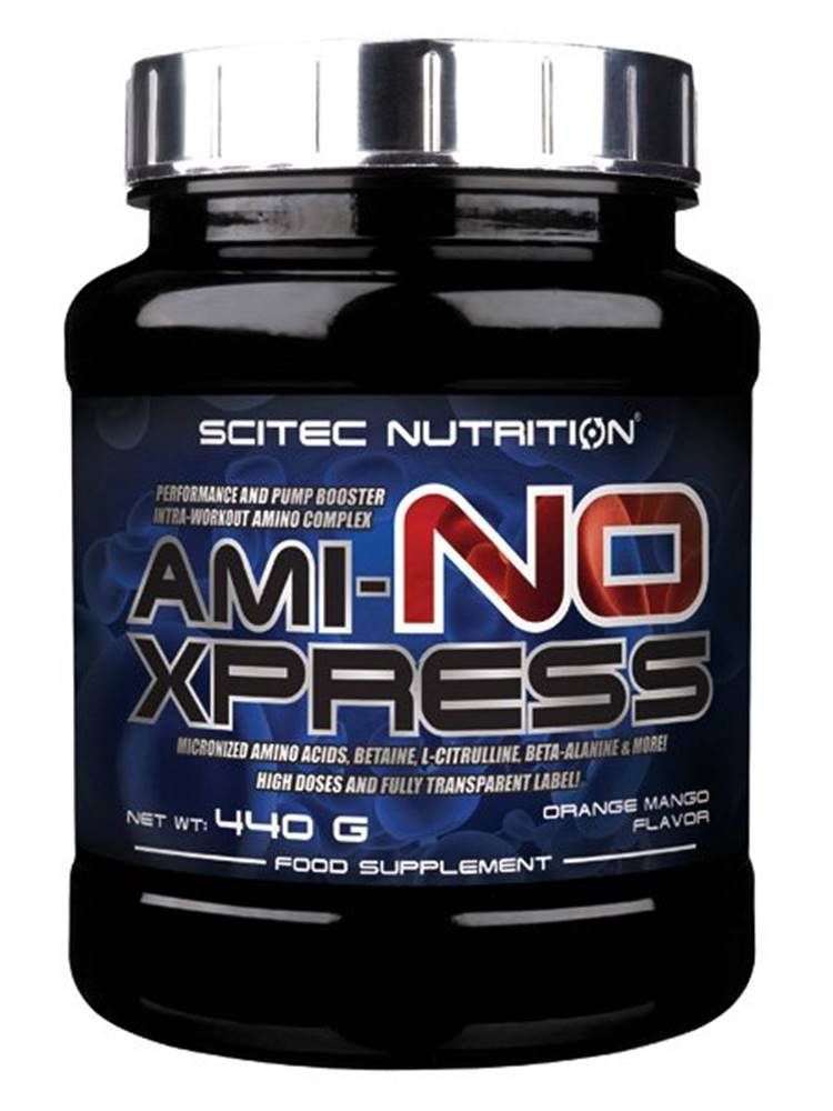 Scitec Nutrition Ami-NO Xpress od Scitec Nutrition 440 g Orange+Mango