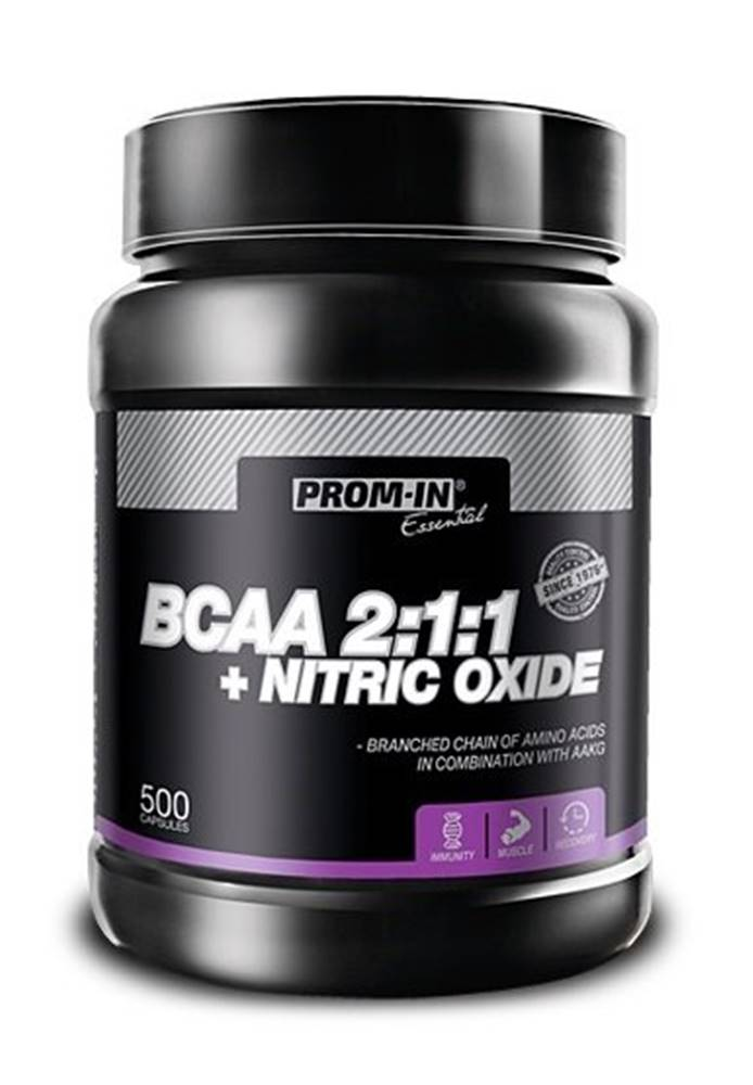 Prom-IN BCAA 2:1:1+Nitric Oxide - Prom-IN 240 kaps.