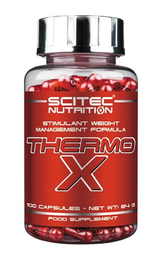 Scitec Nutrition Thermo X - Scitec Nutrition 100 kaps.