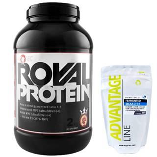 Myotec Royal Protein 2000 g variant: čokoláda