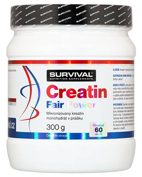 Kreatín Survival