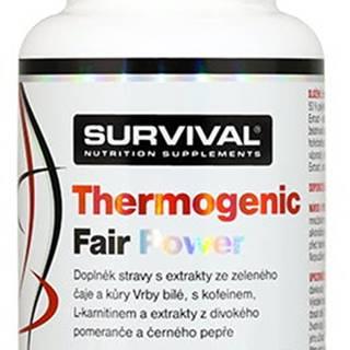 Survival Thermogenic Fair Power 60 kapsúl